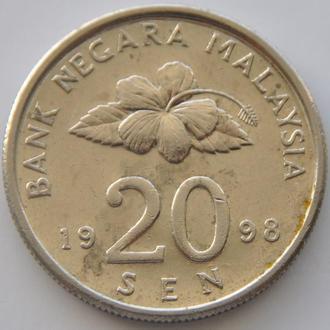 (А) Малайзия 20 сен 1998