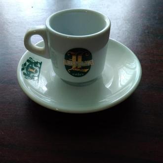 23..LUSITANA..Чашка +блюдечко ..колекційні