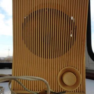"""Громкоговоритель абонентский (радио) """"Донбасс-304"""". СССР, винтаж, 1976"""