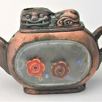 Зажигалка Чайник