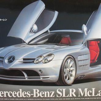 Сборная модель Mercedes-Benz SLR McLaren 1:24 Tamiya