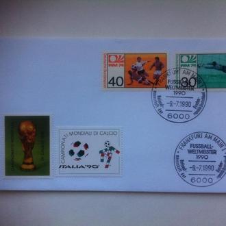 футбол ЧМ 1990 Германия чемпион КПД