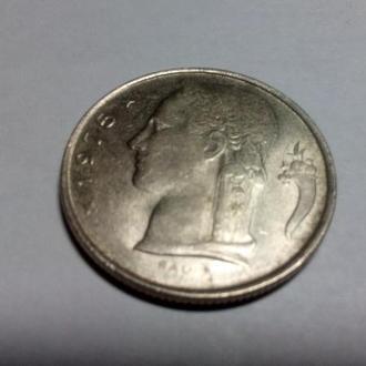 5 франков 1975 год