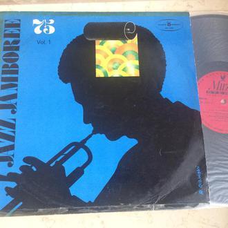 Rhythm Combination And Brass  / Gustaw Brom Big Band  – Jazz Jamboree 75 ( Poland ) JAZZ LP