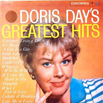 Doris Day ‎– Doris Day's Greatest Hits   ( USA ) LP