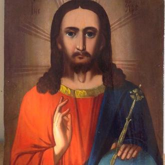 """икона """"Иисус Христос. Вседержитель"""""""