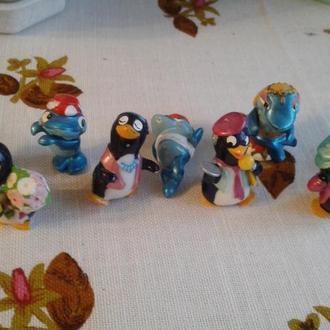 Киндер дельфины и пингвины,другое.
