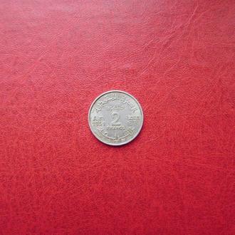 Марокко 2 франка 1951