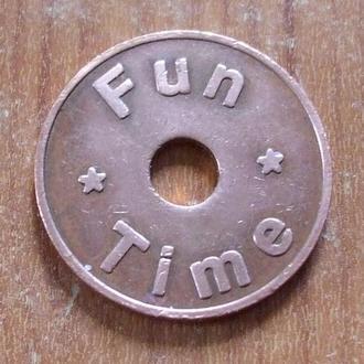 Жетон FUN TIME