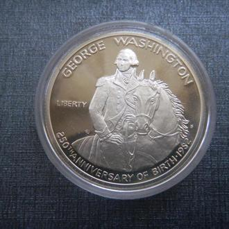 США 1/2 доллара/50 Центов 1982 S Серебро Джордж Вашингтон