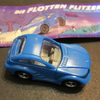 Автомобили (2001) 610523 + вкл 610522