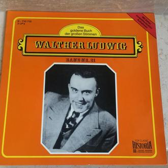 Walther Ludwig   - The golden book of great voices (2xLP) ( Germany  ) LP