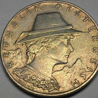 Австрия 10 грошен 1925 СОХРАН!!!