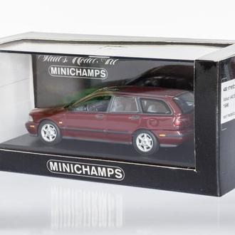 1:43 Volvo V40 Break 1996, Minichamps #430171512, cream metallic