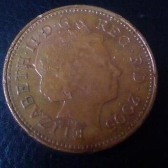 1 пенс, 2005рік