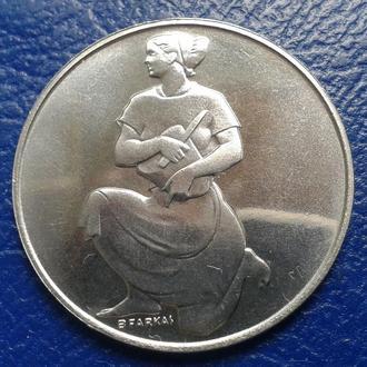 100 ФОРИНТОВ,1981 г.,ВЕНГРИЯ