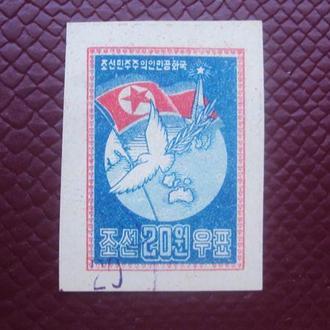 Корея 1952г. гаш.