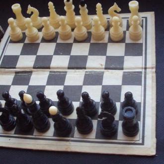 Шахматы-мини.СССР 60-х.