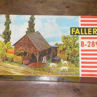 Faller B-289 Строение 1:87 / H0