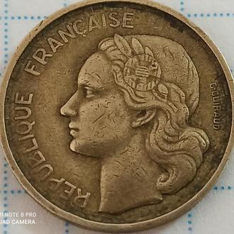 ФРАНЦИЯ, 10 франков 1951