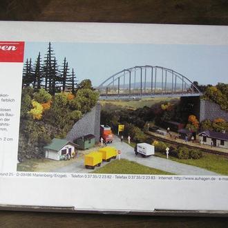 Auhagen 13290 арочный мост. 1:120/TT