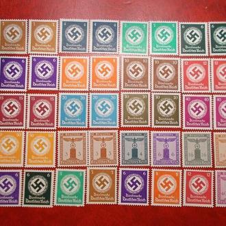 L22.D.Reich. мікс...MNH