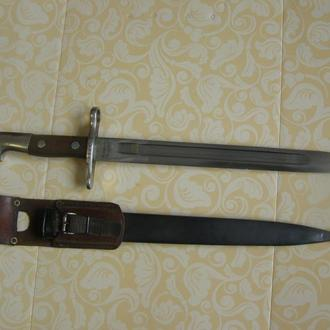 Штык нож Шмита-Рубана