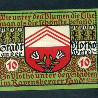 10нотінгельд 1921