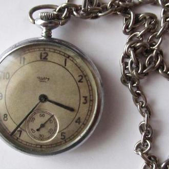 Карманные часы ЗИМ ( рабочие )