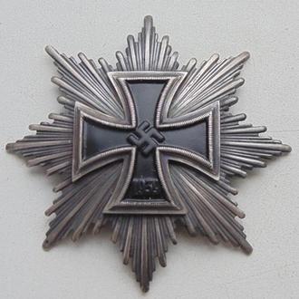 Звезда Железного Креста 1939г.