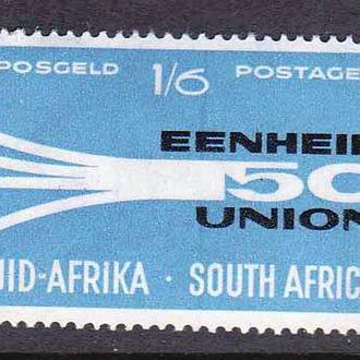 GB ЮАР / RSA  1960 г  MNH -