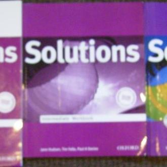 Комплект для учителя (ученика) Solutions Intermediate