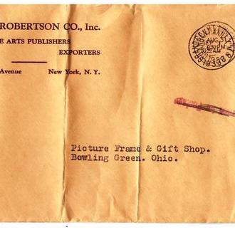США 1938 Г - ДВОЙНОЕ ГАШЕНИЕ разными датами 31.08 И 01.09 - НЕ ЧАСТО !!! - NRA !!!