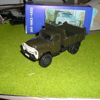 Зил 130 ММЗ 4502 темно-зеленый хаки
