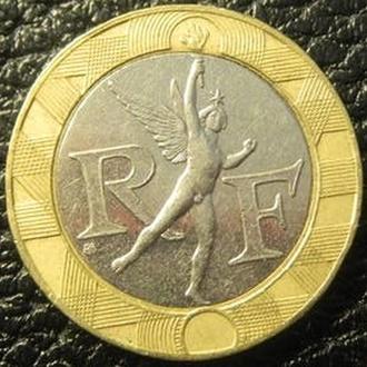 10 франків 1988 Франція