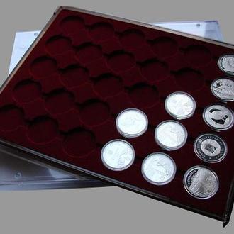 Бокс для монет 2грн. НБУ  та ін. діаметр до 37мм