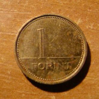 Венгрия  1 форинт 2002