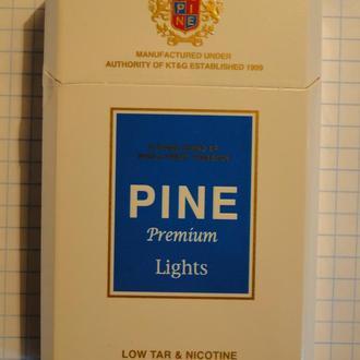 Сигареты PINE