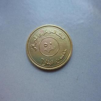 Ирак 50 динаров 2004