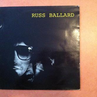 RUSS BALLARD - RUSS BALLARD мелодик хард рок из Англии!
