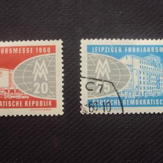 ГДР 1960.гаш.полная.