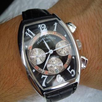 Бренд: Franck Muller Марка: Franck Muller (Франк Мюллер) Коллекция: The Chronograph Collection Модел