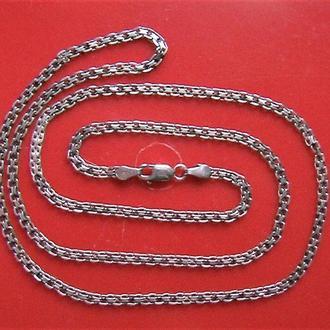 Цепочка серебро 925 проба 8,32 гр длина 64 см