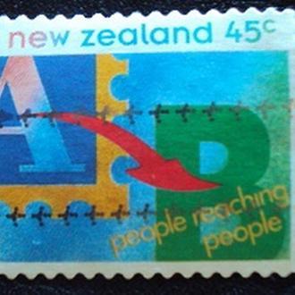 Новая Зеландия 1994г