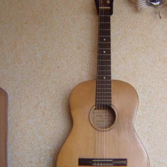 Гитара классическая Original Cosmotone, Германия, 1967г