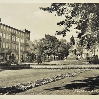 Открытка. Франкфурт-на Одере. 1930-е. (2)