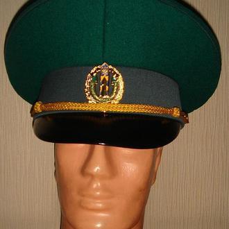Фуражка офицера-пограничника Украины