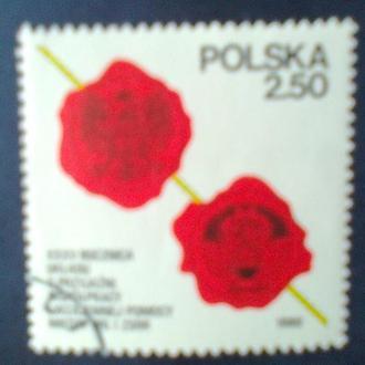 Польша 1980г Сотрудничество ПНР -СССР