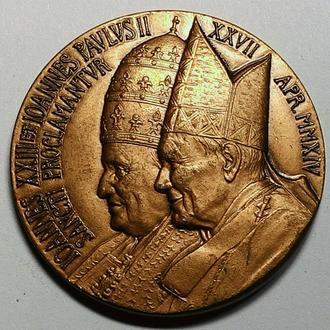 Ватикан медаль дм. 36 мм.