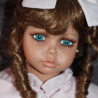 Красивейшая коллекционная кукла Willlliam Tung